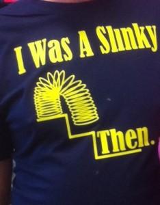 Daren with slinky shirt