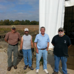 Plant Superintendent and Blue River Tech group