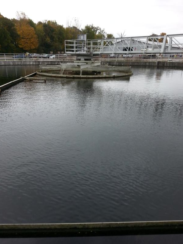 secondary-clarifier - Wastewater 101